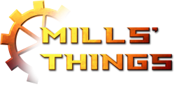 The logo of Mills' Things